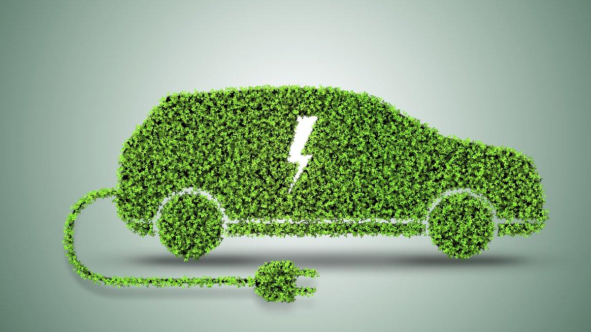 Voiture électrique pollution