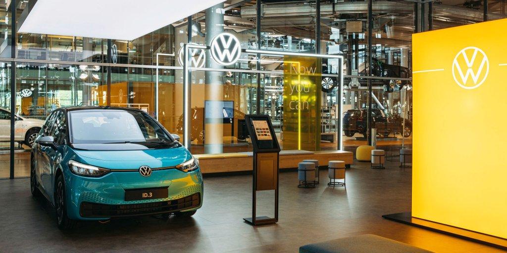 VW magazin ID © Volkswagen