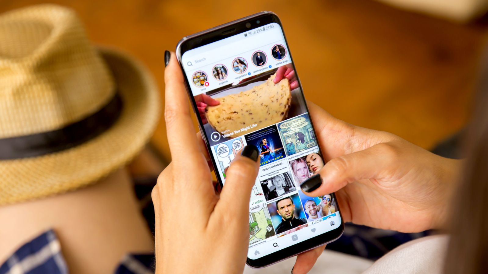Instagram : une faille permettait de prendre le contrôle du smartphone à distance