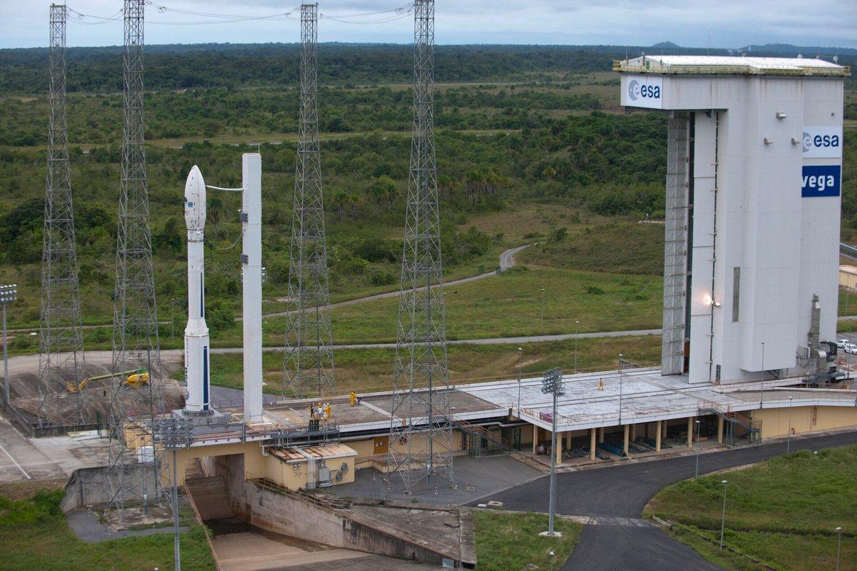 Vega lanceur © ESA/S.Corvaja