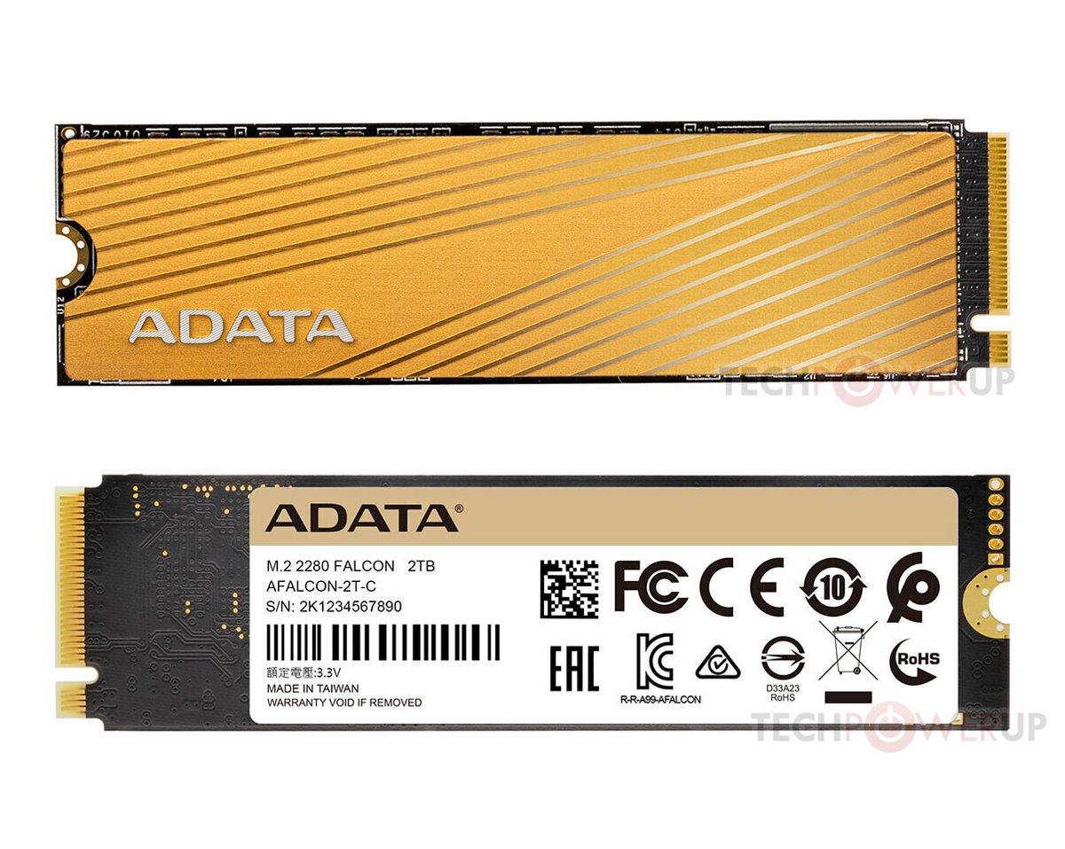 Adata-SSD-2 © © Adata / TechPowerUp