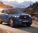 Ford débute la livraison de son gros SUV hybride sept places en Europe