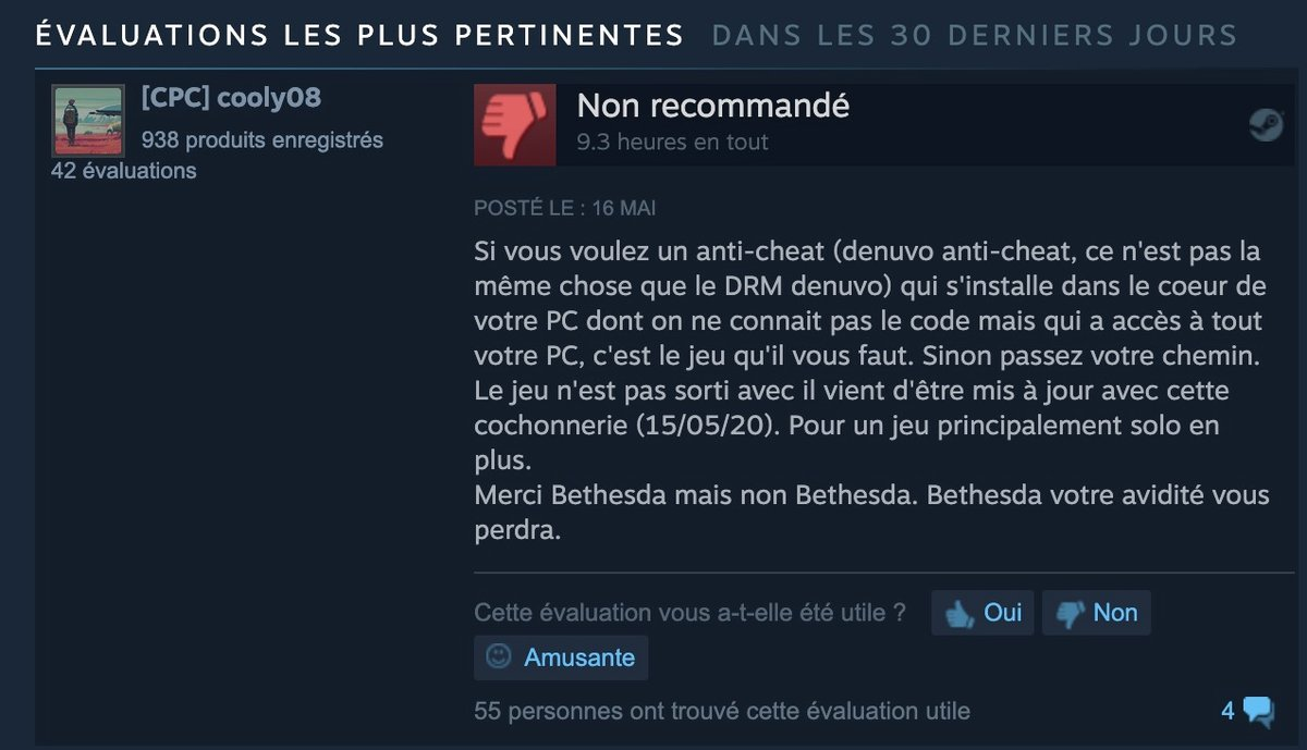 DOOM Eternal Denuvo Anti-Cheat ©Steam