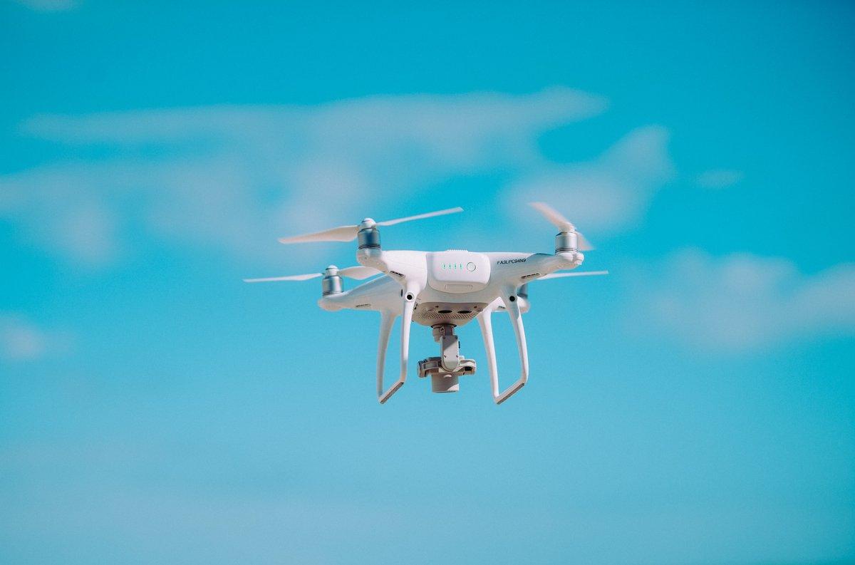Drone © © Annie Spratt / Unsplash