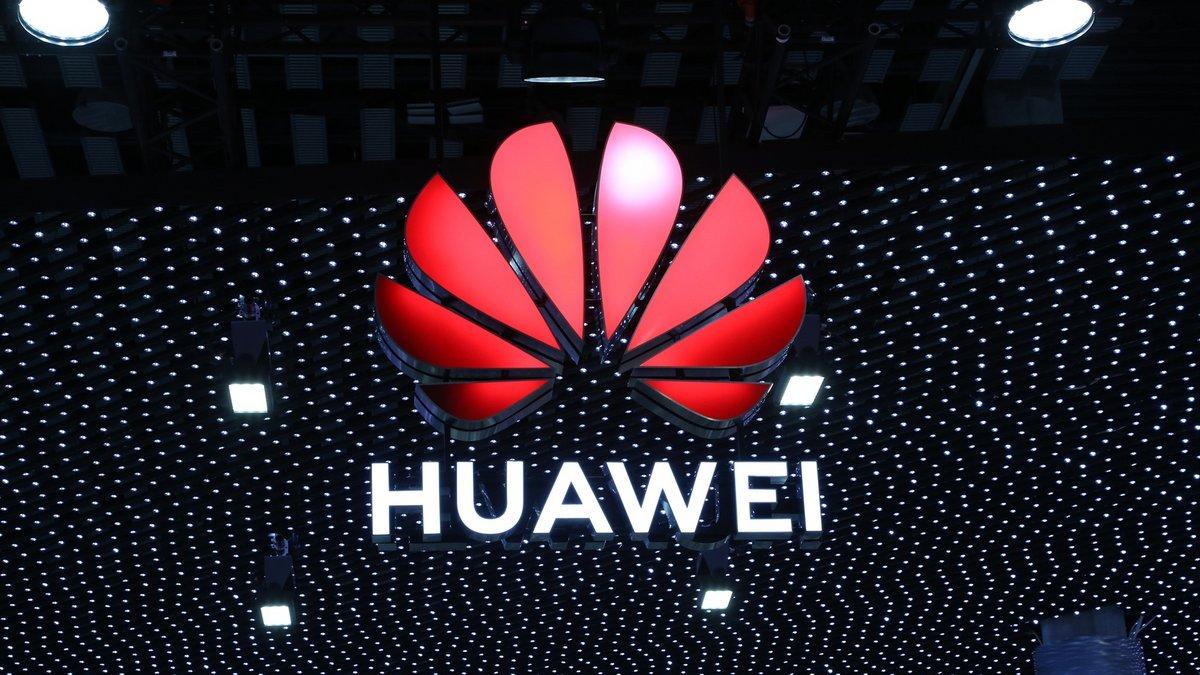 Logo Huawei © © Huawei