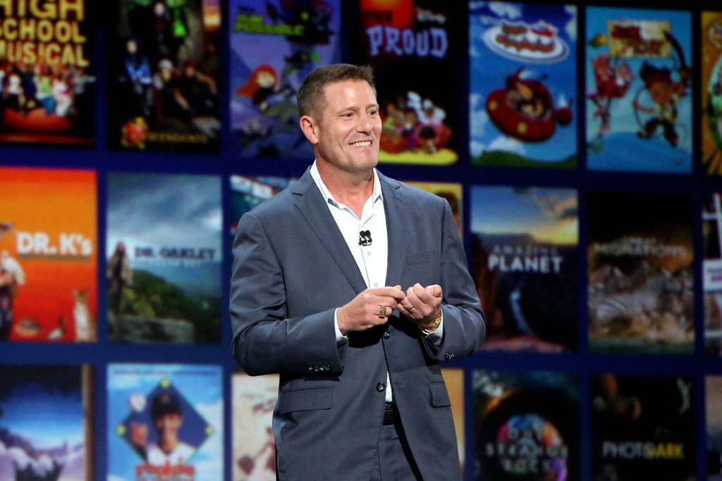 Kevin Meyer from Disney + to TikTok © Jesse Grant/Getty Images for Disney