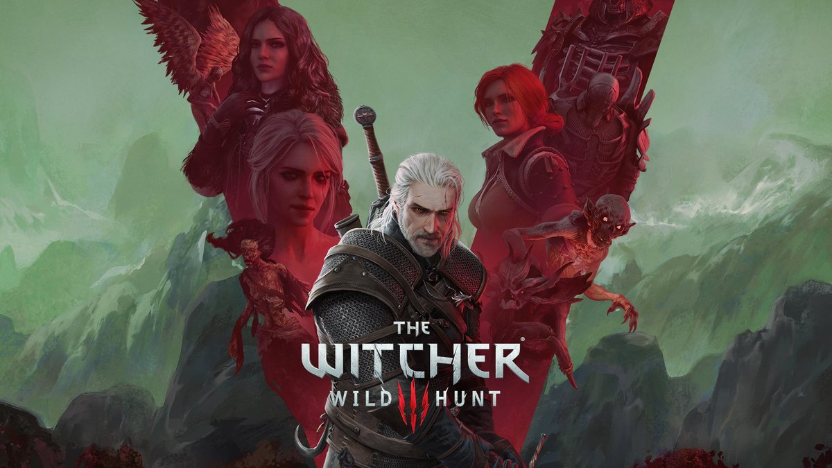 The Witcher 3 5 ans