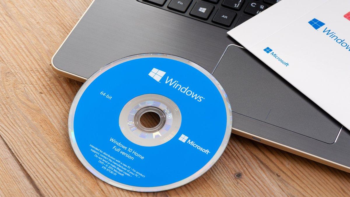Windows 10 CD