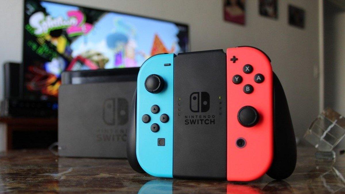 Nintendo Switch © Pixabay