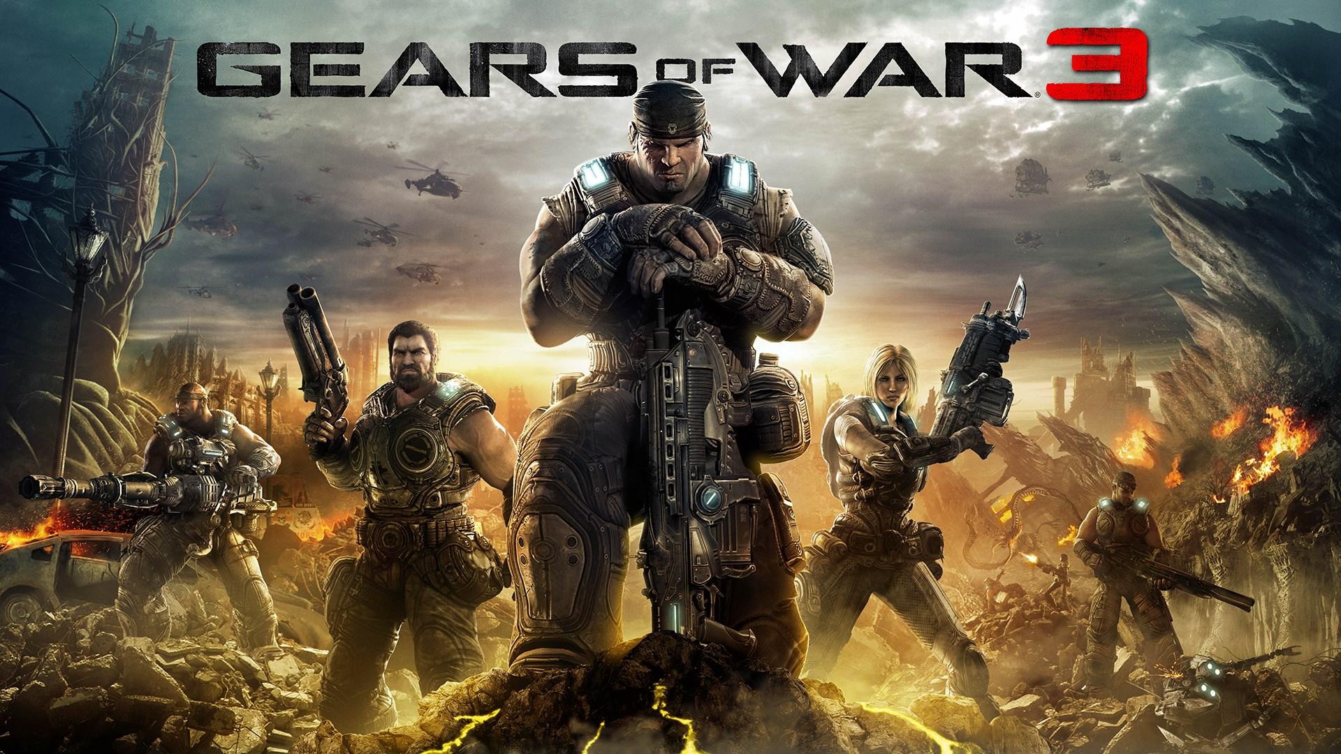 Une version PS3 de Gears of War 3 apparaît sur YouTube