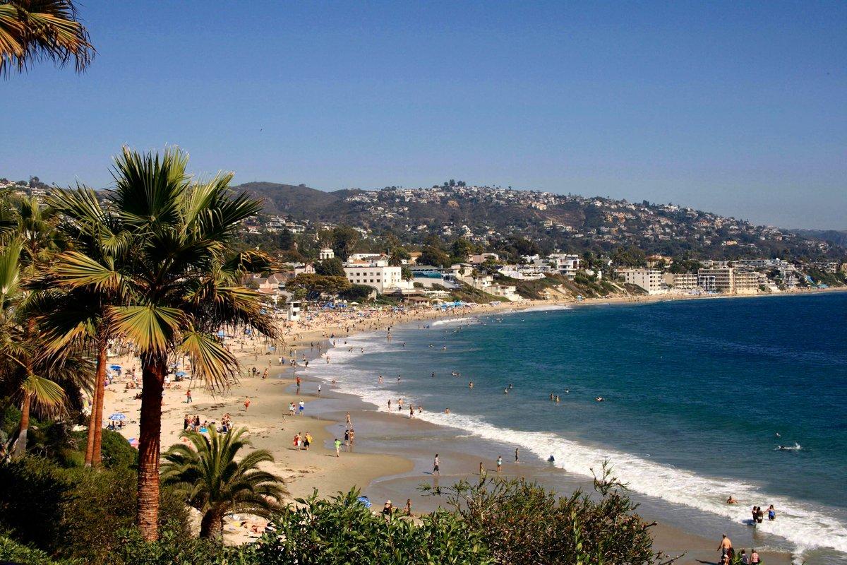 plage californie © Patrick Pelster / CC BY-SA 3.0 DE