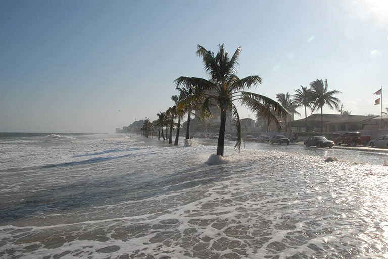 Fort Lauderdale Floride inondation © Dave/Flickr Creative Commons/CC BY 2.0