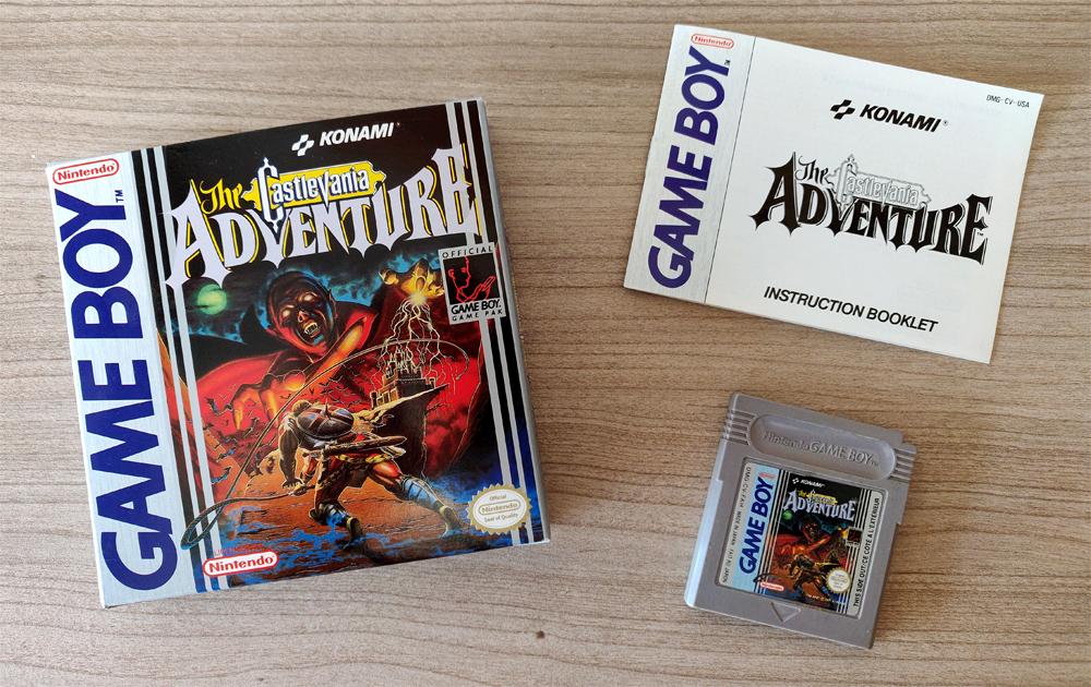 Castlevania Adventure
