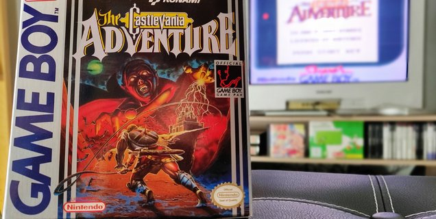 NEO•Classics | Castlevania : The Adventure, ça fouettait fort sur Game Boy !