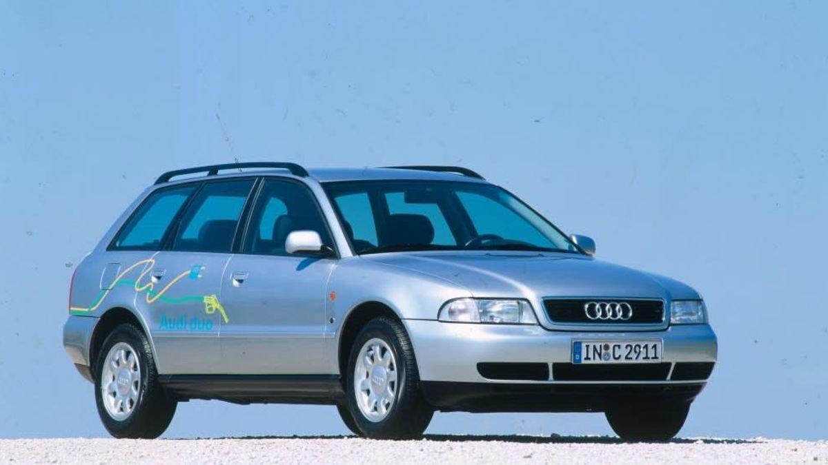 Audi A4 Avant 1997 Hybride ©Audi