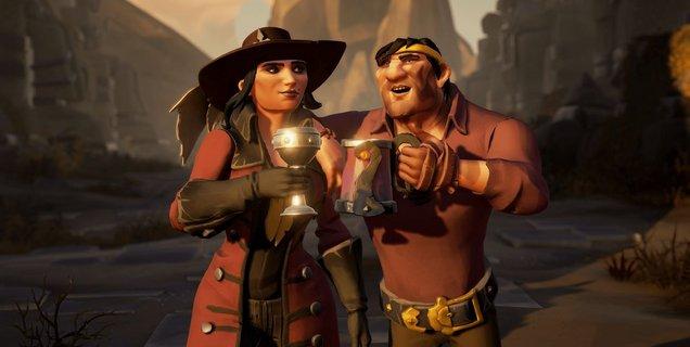 Sea of Thieves et tous ses DLC jetteront l'ancre sur Steam le 3 juin