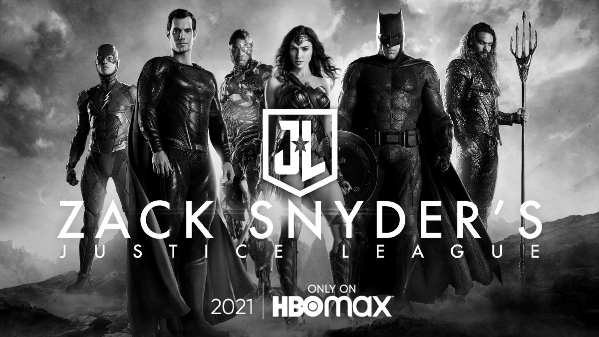 Justice League Snyder Cut © HBOMax