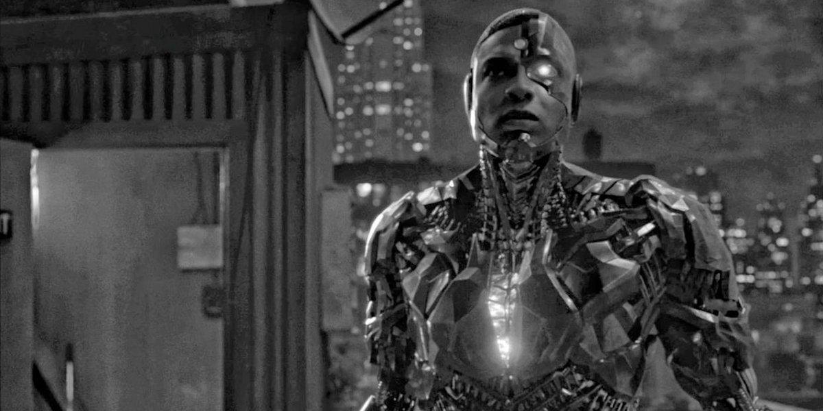 Cyborg Snyder Cut © Zack Snyder / Warner Bros