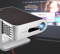 Test Viewsonic M1 : le vidéoprojecteur qui voulait déconfiner le cinéma