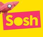 Forfait 4G : Sosh revient à la charge avec son forfait 80 Go à 14,99€