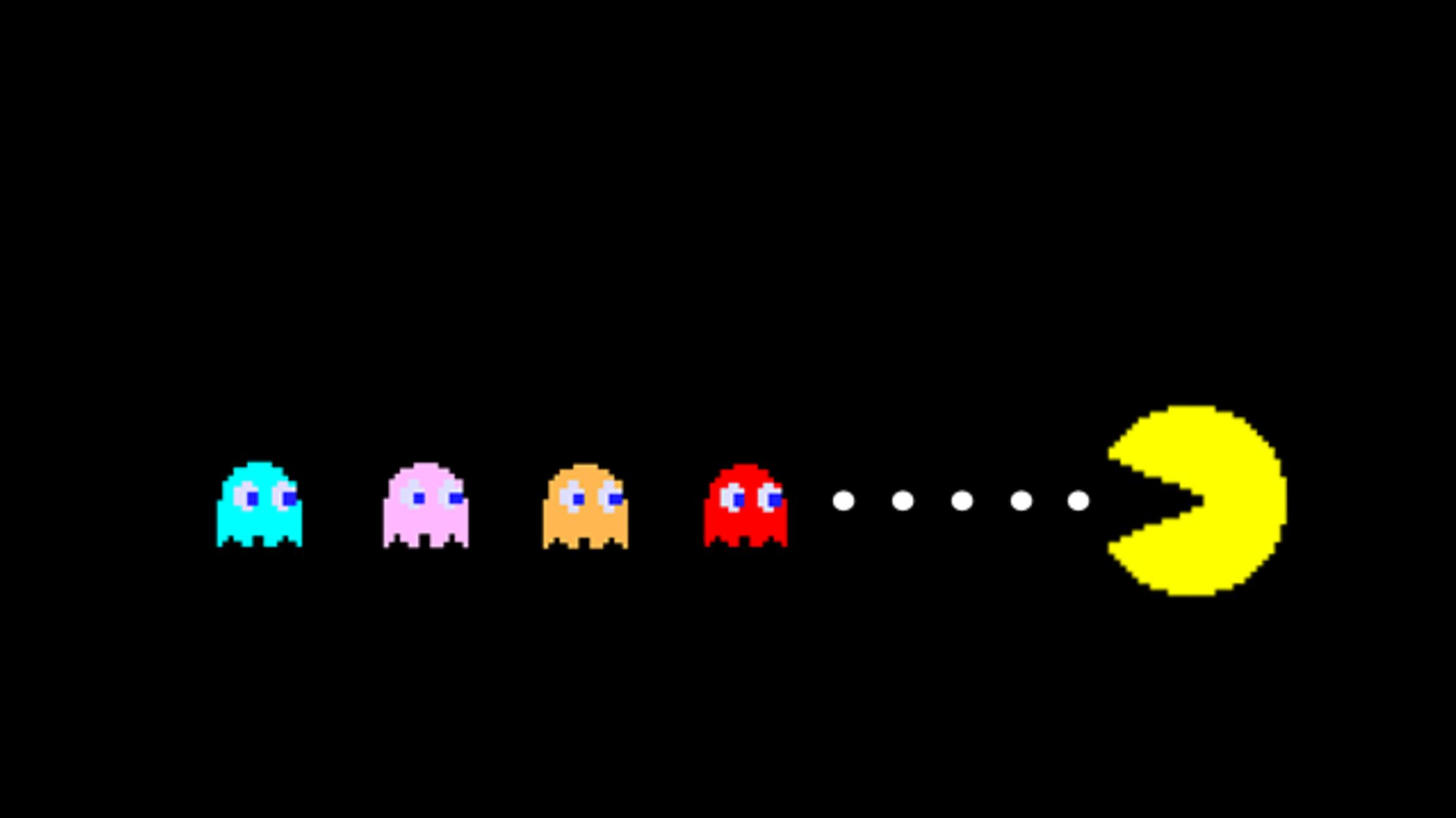 Pac-man recréé par une IA de NVIDIA pour le 40e anniversaire du bonhomme jaune