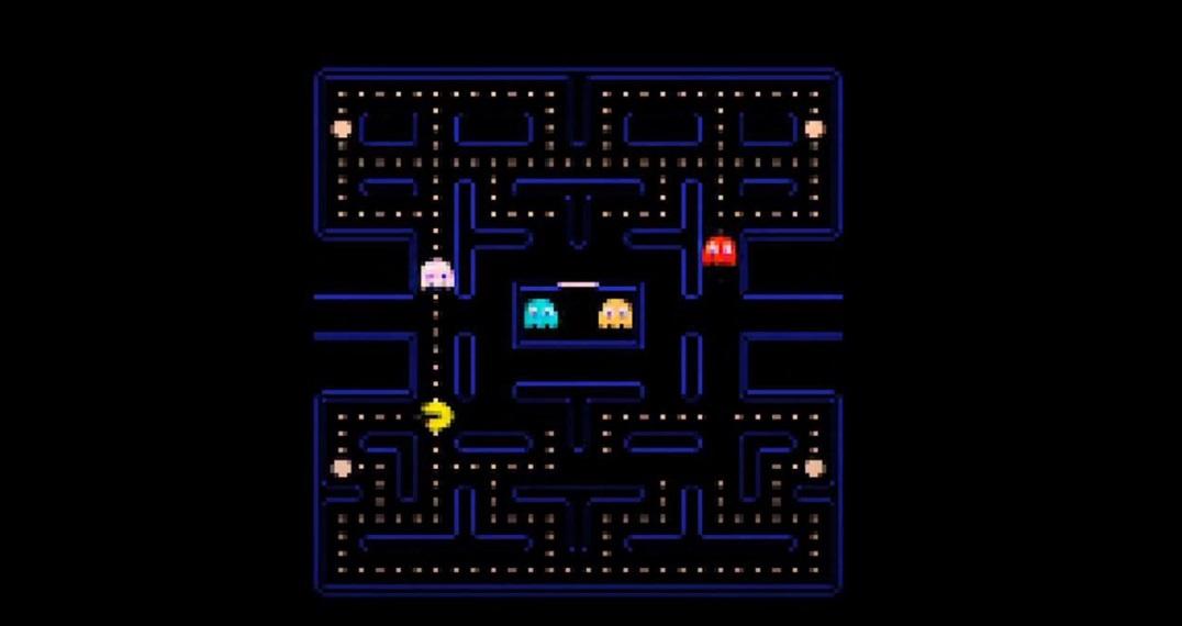 Pac Man Nvidia © Nvidia