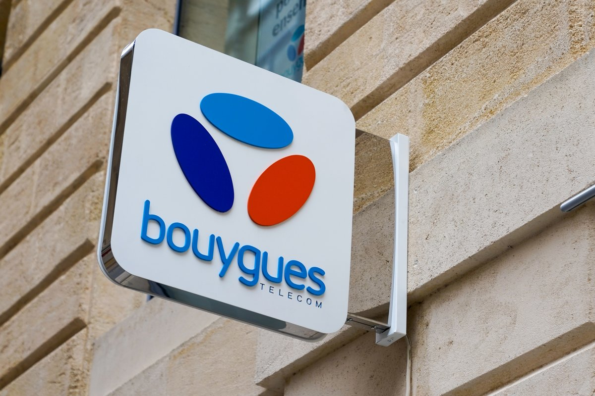 Bouygues telecom © sylv1rob1 / Shutterstock.com