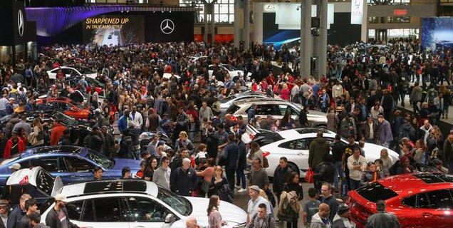 Salon automobile de Genève : pas d'édition 2021 non plus