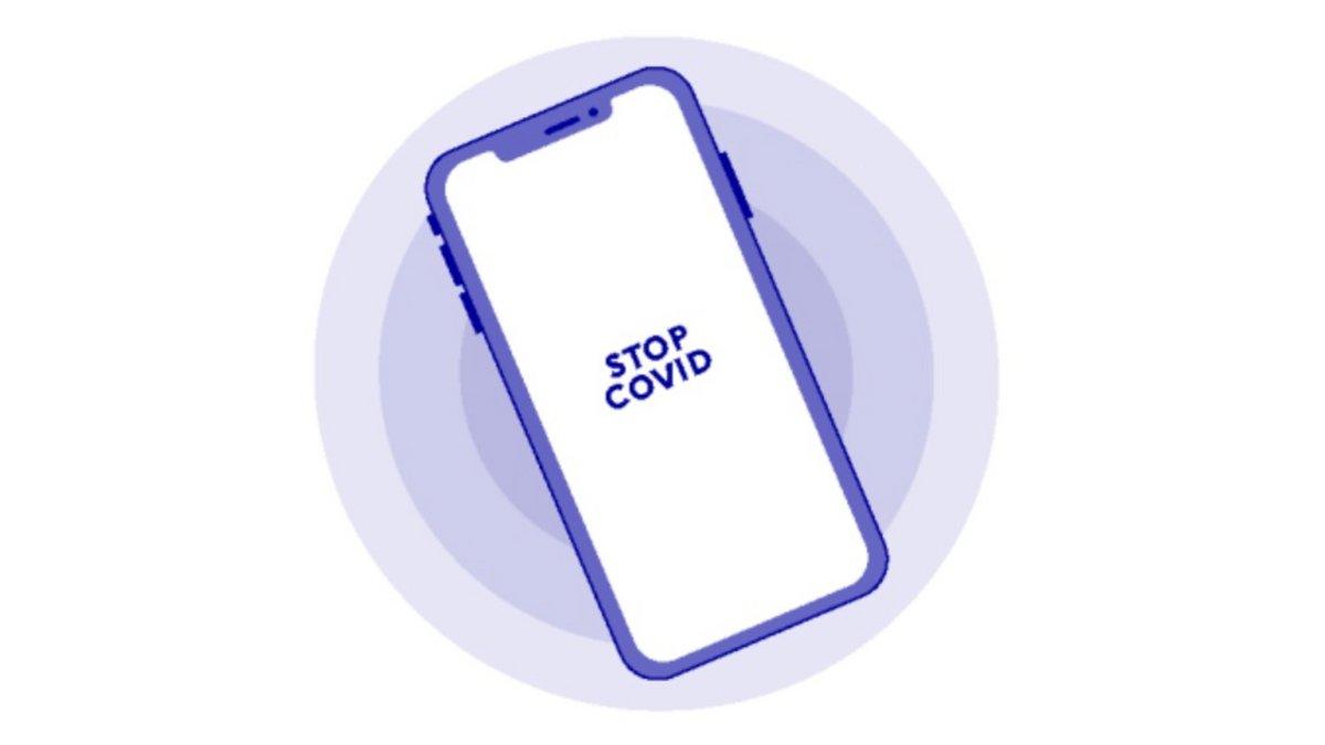 StopCovid logo