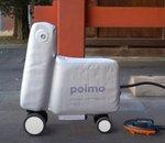 Poimo, l'e-scooter gonflable imaginé par l'Université de Tokyo