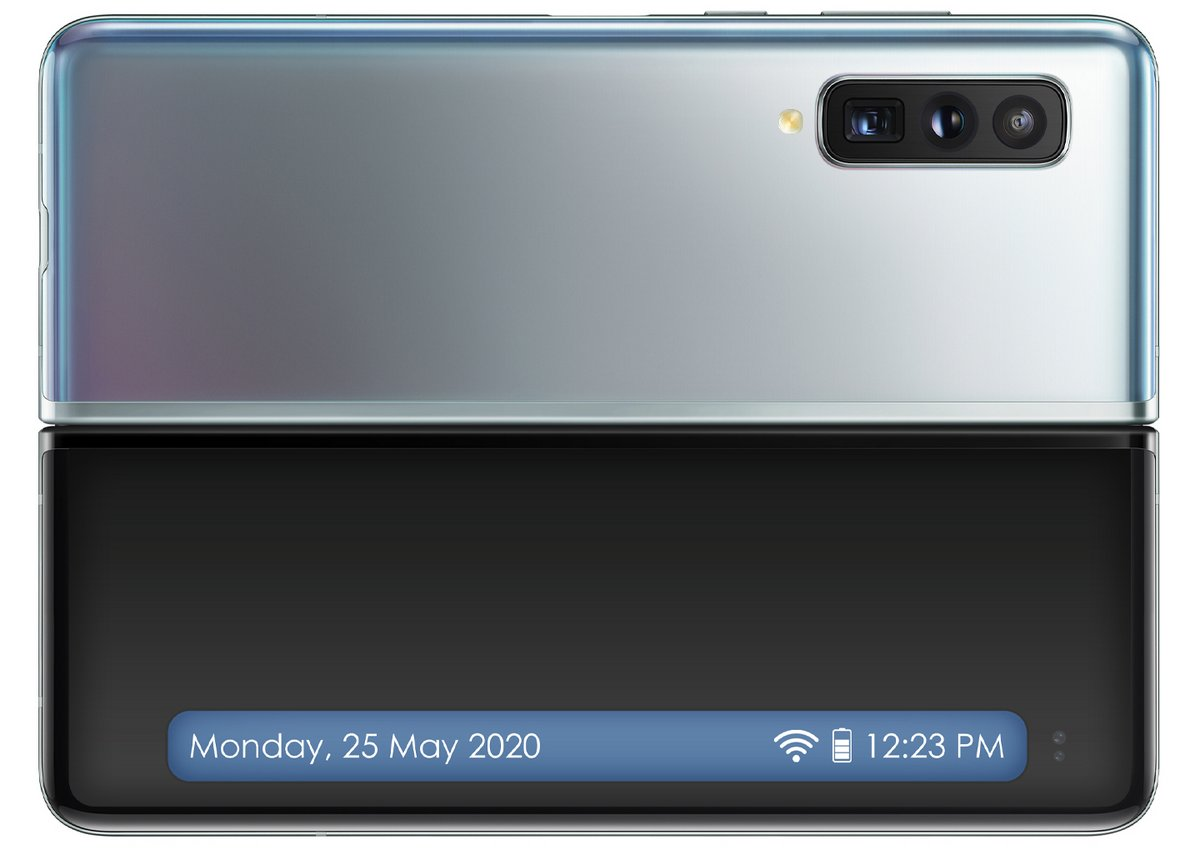 Samsung Galaxy Fold abordable © ©Let's Go Digital