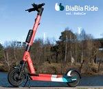 Voi, l'opérateur de trottinettes électriques, devient BlaBla Ride