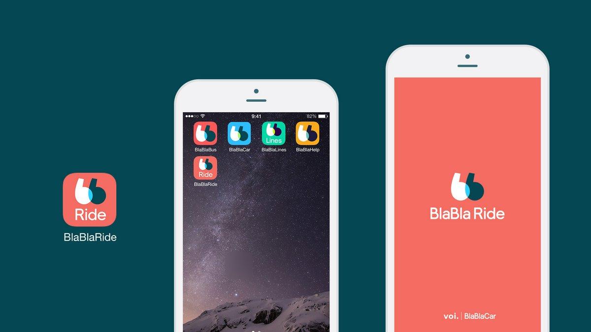 BlaBla Ride app