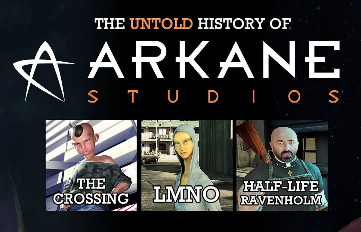 The Untold History of Arkane Studios ©Arkane Studios