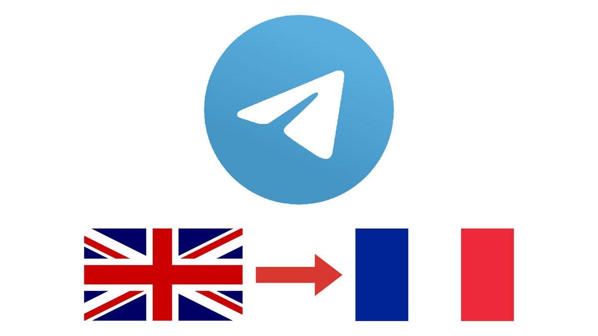 Tuto Telegram