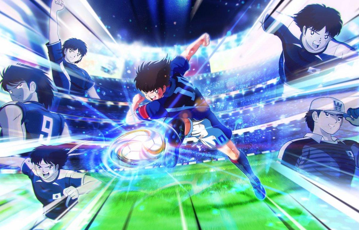 Captain Tsubasa: Rise of New Champions © Bandai Namco