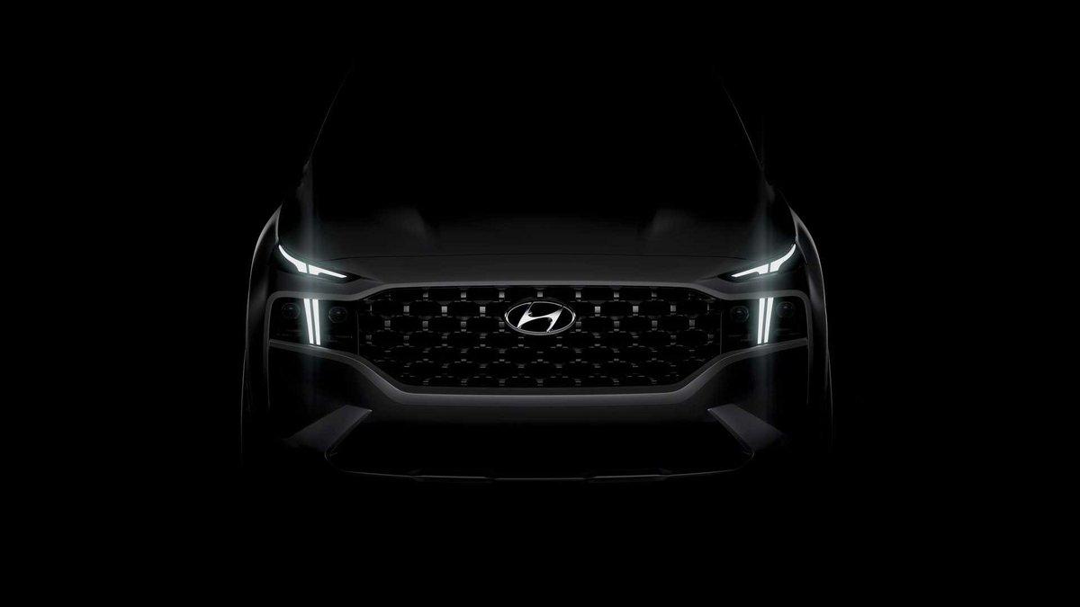 Hyundai Santa Fe ©Hyundai