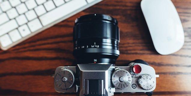 Fujifilm permet maintenant d'utiliser ses appareils photo comme des webcams