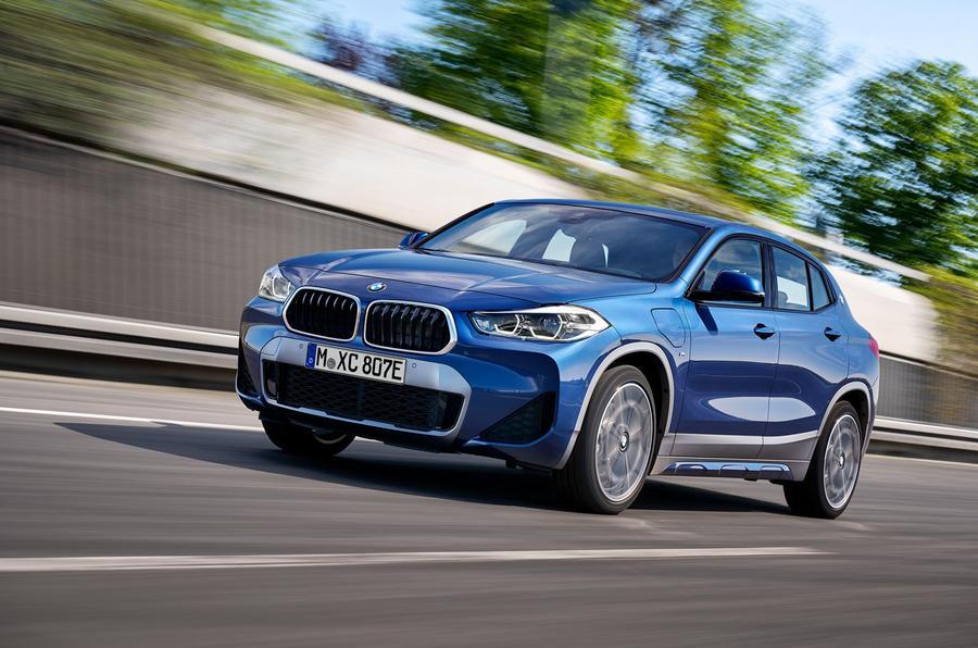 BMW X2 xDrive 25e © BMW