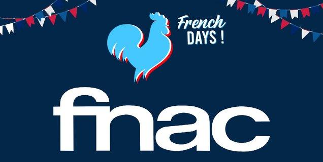French Days 2020 : 5 belles promotions high-tech de la Fnac