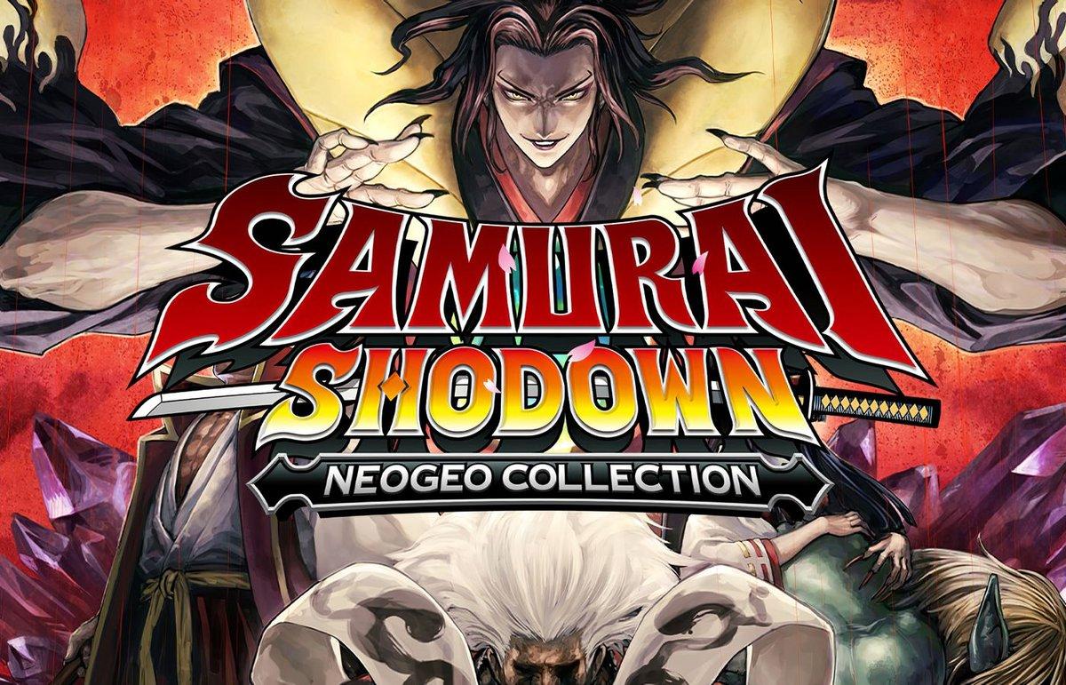 Samurai Showdown NeoGeo Collection © SNK