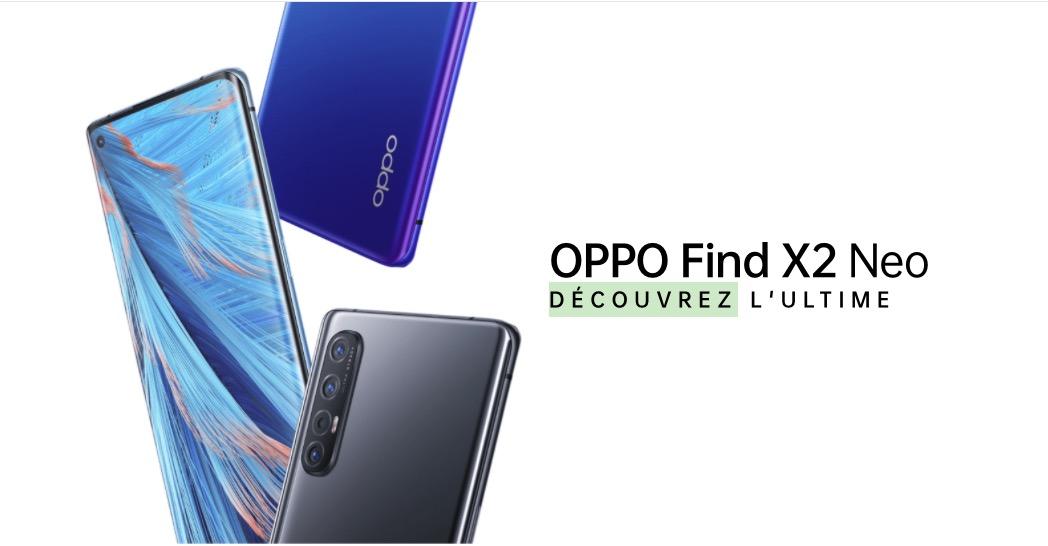 Oppo Find X2 Neo © ©Oppo