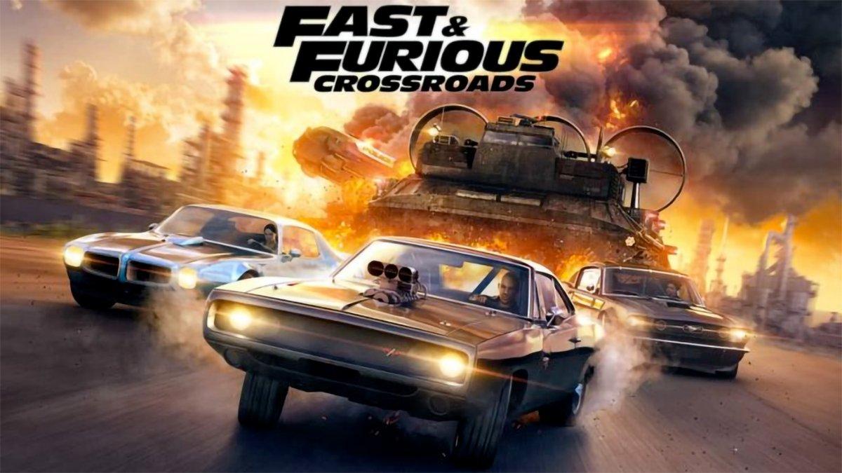 Fast and furious crossroads © ©Bandai Namco
