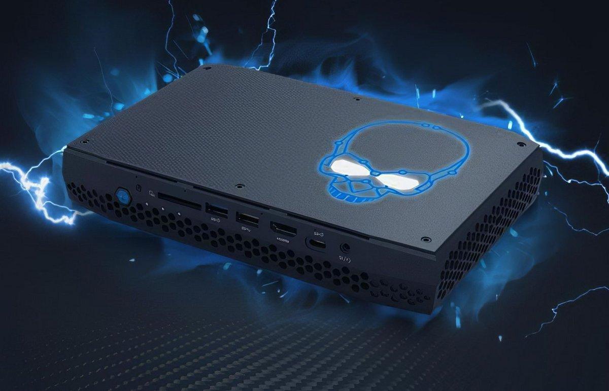 Intel NUC Tiger Lake © Intel