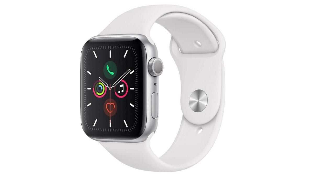 Apple Watch Series 5 Silver