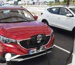 MG ZS EV : on a testé le SUV 100% électrique à moins de 23 000 euros