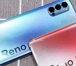 Oppo : les nouveaux Reno 4 débarqueront le 5 juin prochain