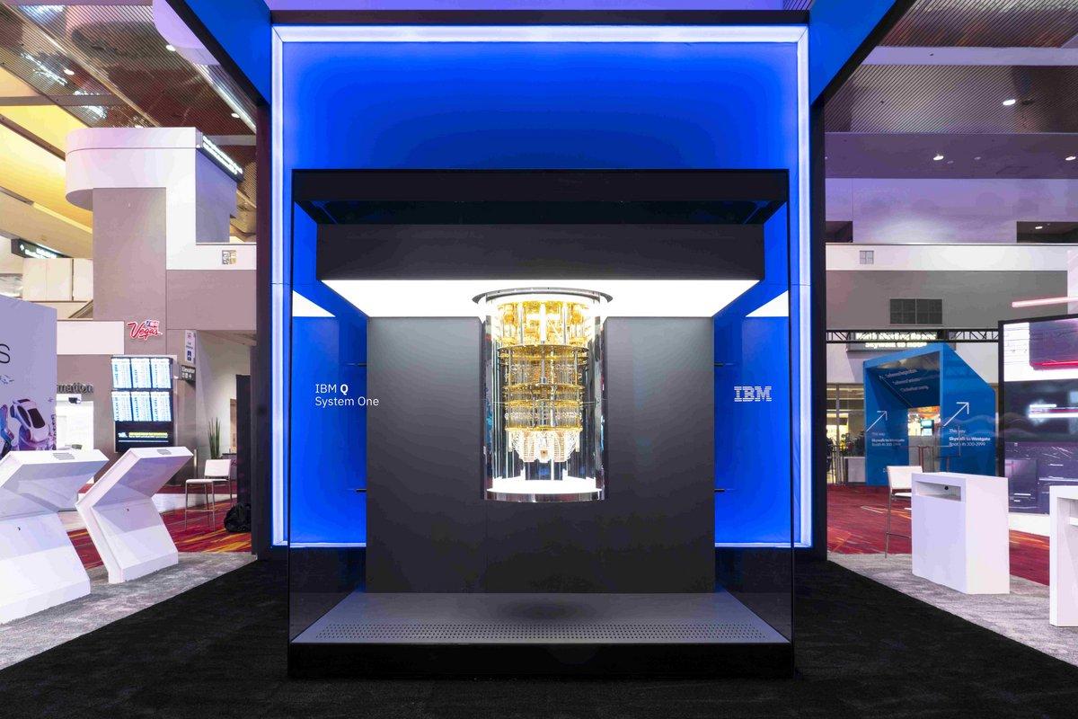 IBM One Ordinateur qunatique