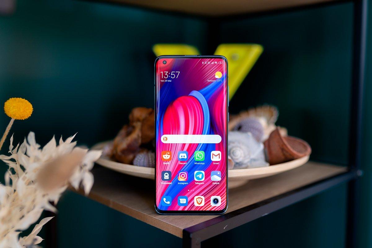 Xiaomi Mi 10 Pro test © © Pierre Crochart pour Clubic