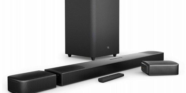 Test de la JBL Bar 9.1 : une barre de gros son pour baigner dans les effets sonores